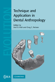 Technique and Application in Dental Anthropology