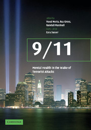 9/11: Mental Health in the Wake of Terrorist Attacks