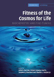 Fitness of the Cosmos for Life