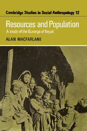 Resources and Population