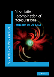 Dissociative Recombination of Molecular Ions