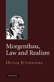 Morgenthau, Law and Realism