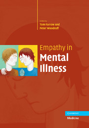 Empathy in Mental Illness