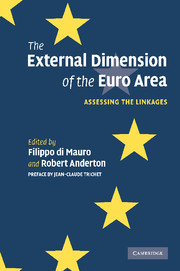 The External Dimension of the Euro Area