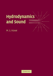 Hydrodynamics and Sound