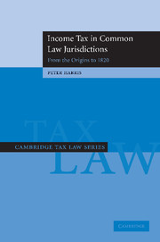 Income Tax in Common Law Jurisdictions