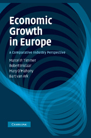 Economic Growth in Europe