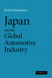 Japan and the Global Automotive Industry