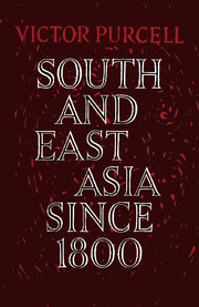 South East Asia since 1800