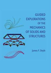 Guided Explorations of the Mechanics of Solids and Structures