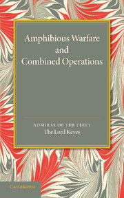 Amphibious Warfare and Combined Operations