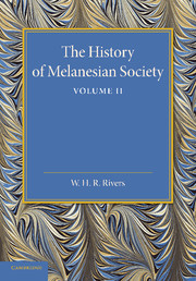 The History of Melanesian Society