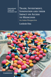Trade, Investment, Innovation and their Impact on Access to Medicines