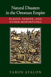Natural Disasters in the Ottoman Empire