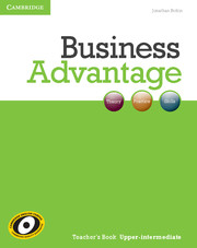 Business Advantage Upper-intermediate Teacher's Book