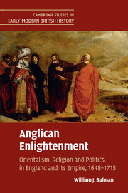 Anglican Enlightenment