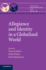 Allegiance and Identity in a Globalised World