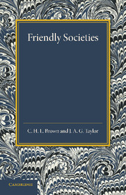 Friendly Societies