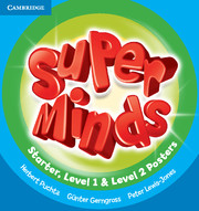 Super Minds Starter-Level 2