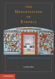 The Urbanisation of Etruria