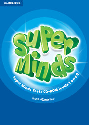 Super Minds Levels 1 and 2