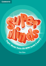 Super Minds Levels 3 and 4