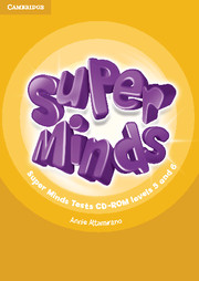 Super Minds Levels 5 and 6