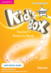 Kid's Box American English Starter