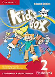 Kid's Box American English Level 2