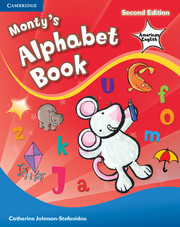 Monty's Alphabet Book Levels 1–2