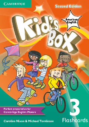 Kid's Box American English Level 3