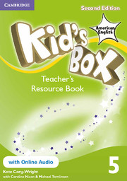 Kid's Box American English Level 5