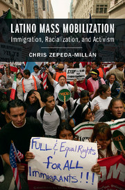Latino Mass Mobilization