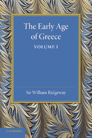 The Early Age of Greece