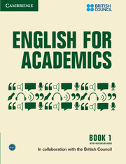 English for Academics 1