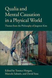 Qualia and Mental Causation in a Physical World