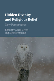 Hidden Divinity and Religious Belief