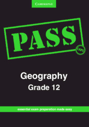 PASS Geography Grade 12