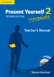 Present Yourself Level 2 Teacher's Manual with DVD