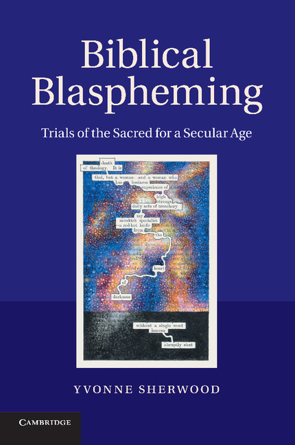 Biblical Exhibitions Biblical Exhibitionism Part Ii Biblical Blaspheming