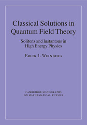 Classical Solutions in Quantum Field Theory