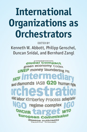 International Organizations as Orchestrators