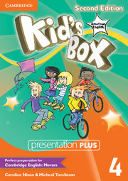 Kid's Box American English Level 4
