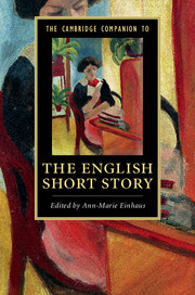 The Cambridge Companion to the English Short Story