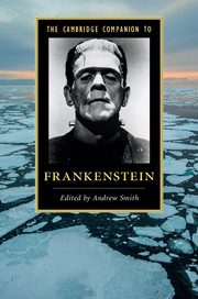 The Cambridge Companion to Frankenstein