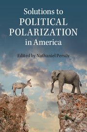 Solutions to Political Polarization in America