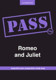 PASS Romeo and Juliet Grade 12