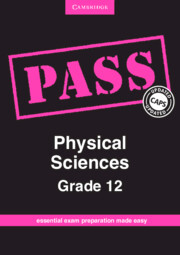 PASS Physical Sciences Grade 12