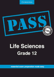 PASS Life Sciences Grade 12