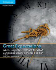 for AQA Great Expectations Cambridge Elevate enhanced edition